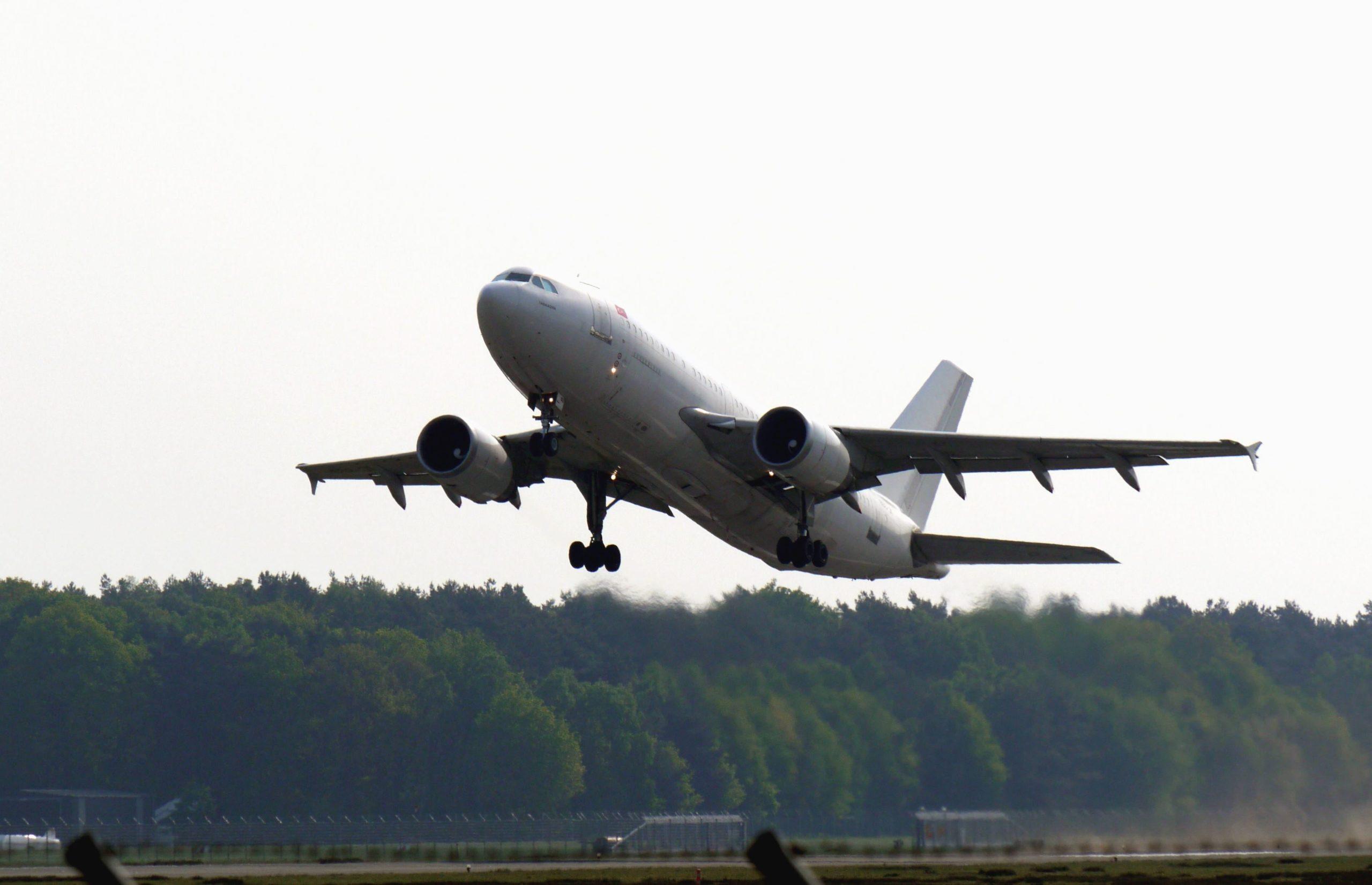 Quel est le type d'industrie des compagnies aériennes commerciales considéré